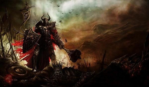 Булава Diablo 3