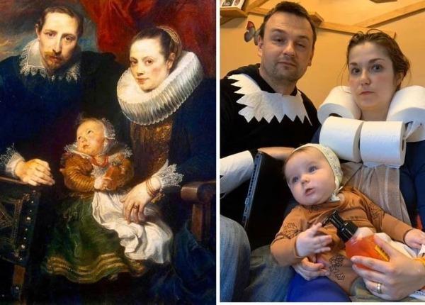 Картина и ее копия