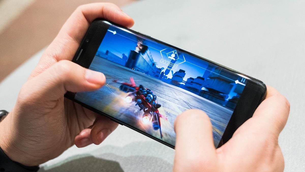 игровые смартфоны