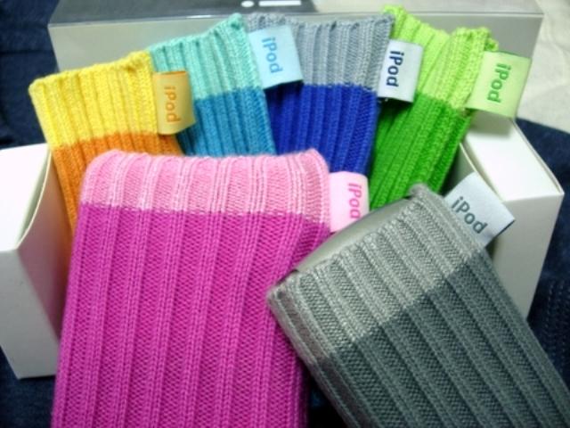 Носки для айпод
