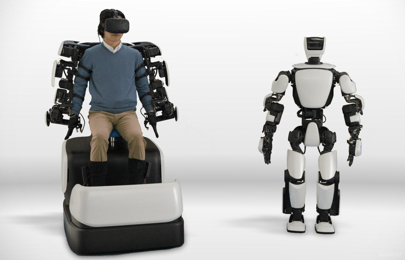 Роботы-аватары