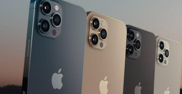 Айфоны 12-го поколения