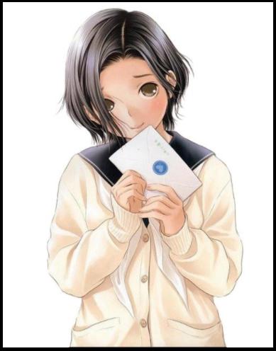 Персонаж японского аниме