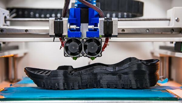 Установка 3D-печати