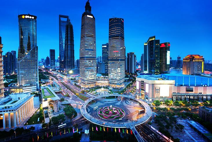 Китайский город будущего