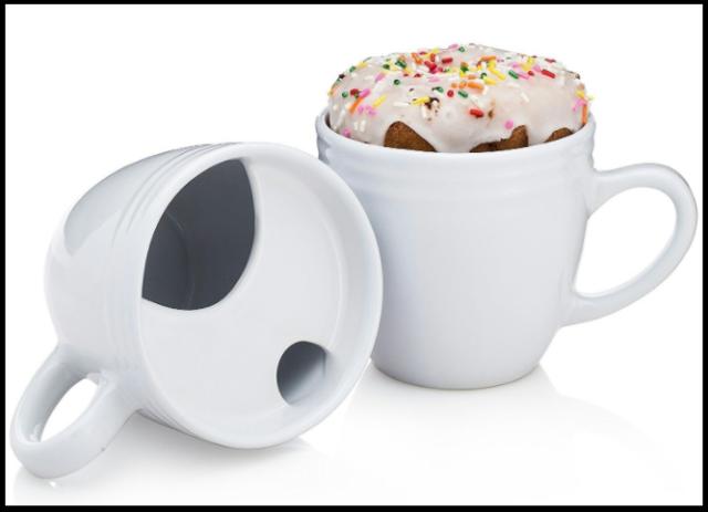Чашка с пончиком