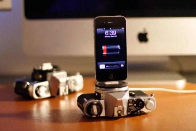 Смартфон с камерой