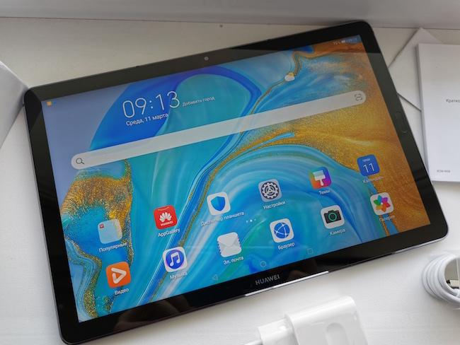 Планшет Mediapad m6 Huawei