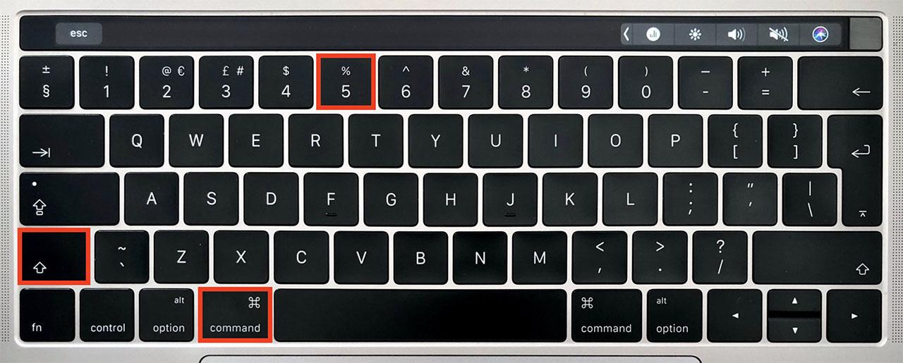 """""""Горячие"""" клавиши на клавиатуре Мак"""