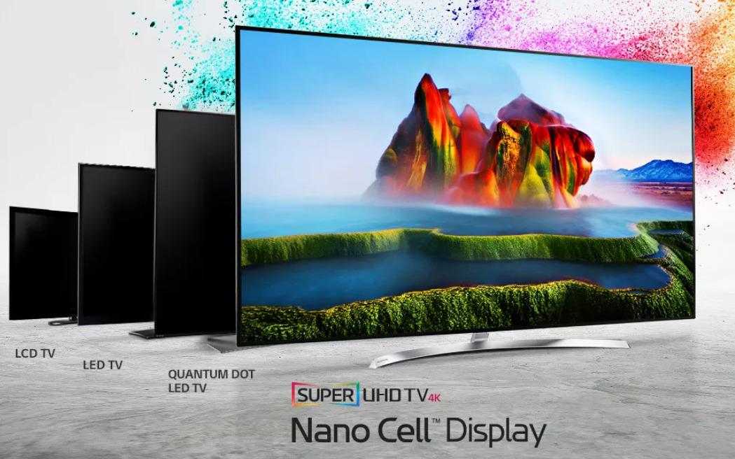 В чем преимущества технологии Nano Cell в телевизоре