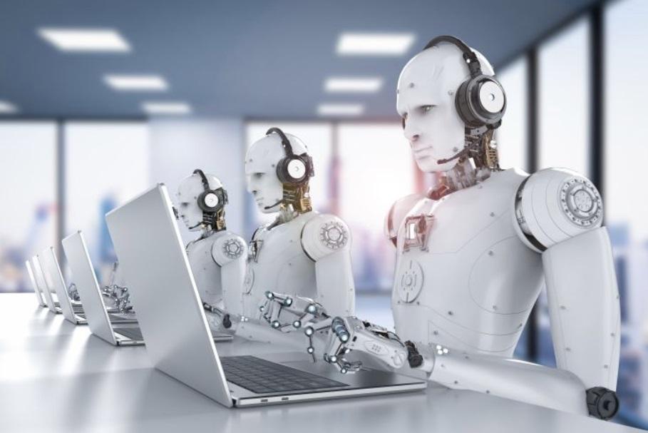 Роботы за ПК
