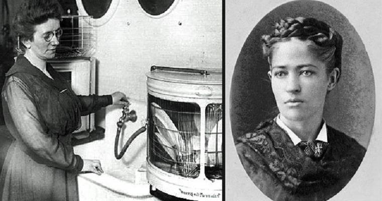 Джозефина Кокрейн и первая модель посудомоечной машины