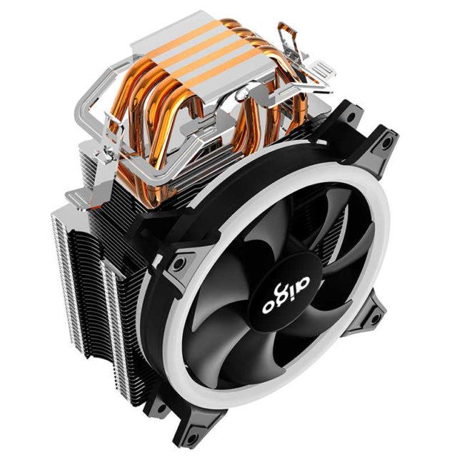AIGO E3 4 Heatpipes CPU