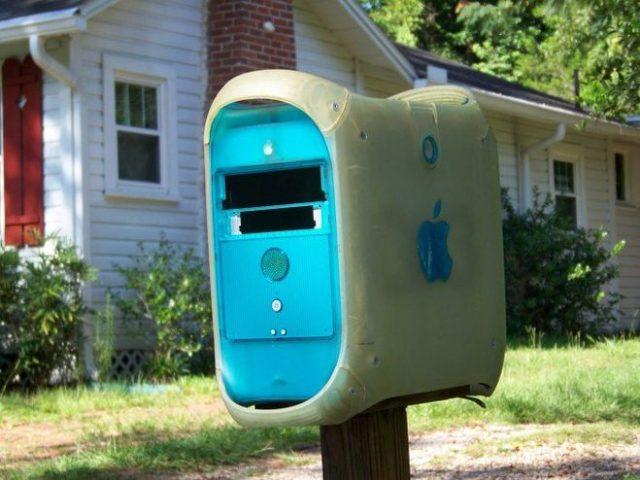 Почтовый ящик из старого системника