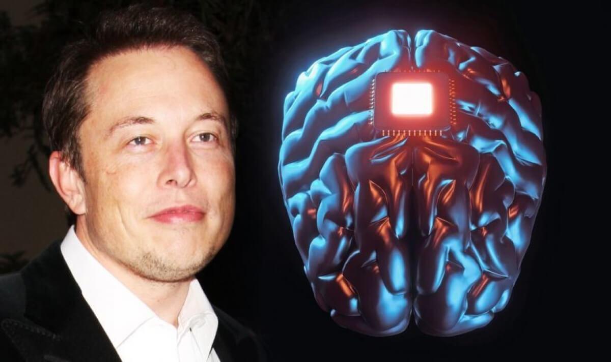 Илон Маск и чип в мозге