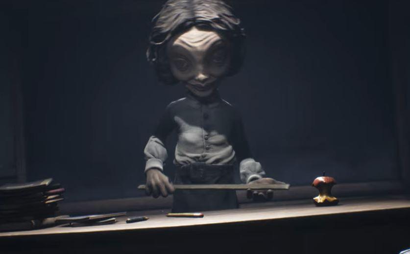 Кадр из игры Little Nightmares 2