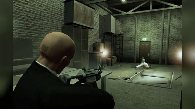 Кадр из игры Hitman 3