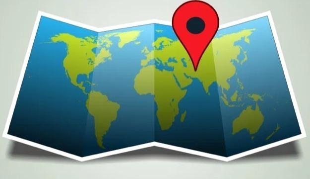 Геолокация на карте