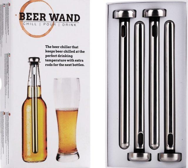 Металлические охладители напитков