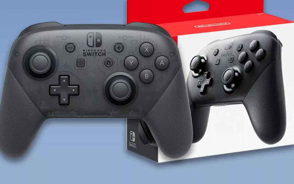 Обзор контроллера Nintendo Switch Pro
