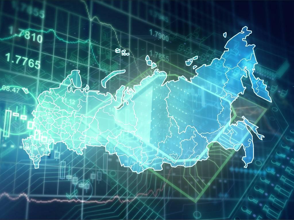 Цифровая карта России