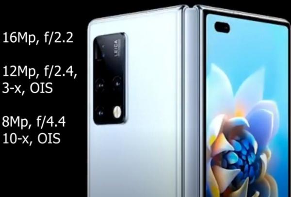 Huawei-mate-x2 kamery