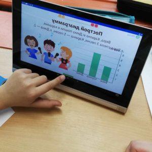 Учи.ру в планшете
