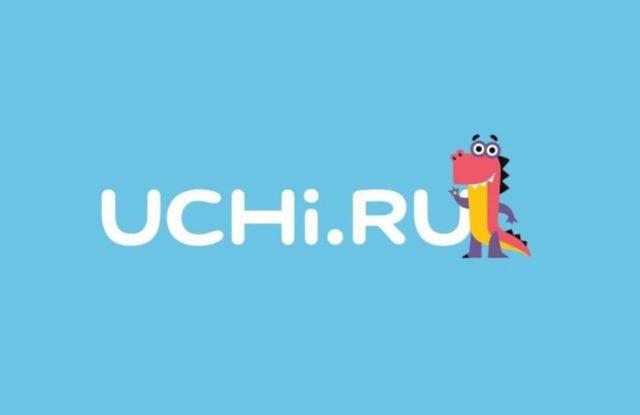 Логотип онлайн-платформы Uchi.ru