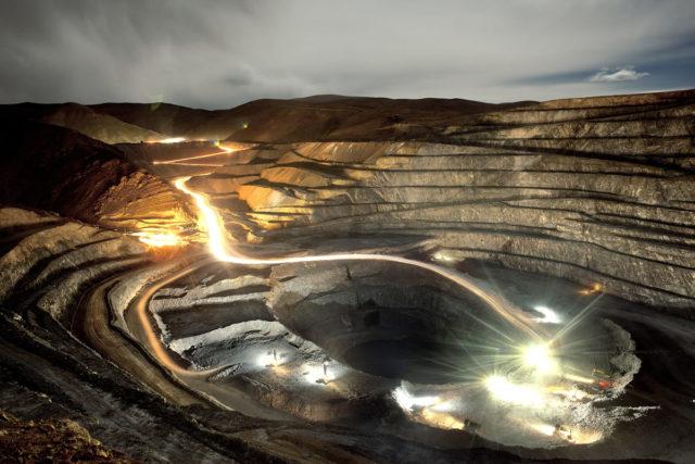 Серебряный рудник