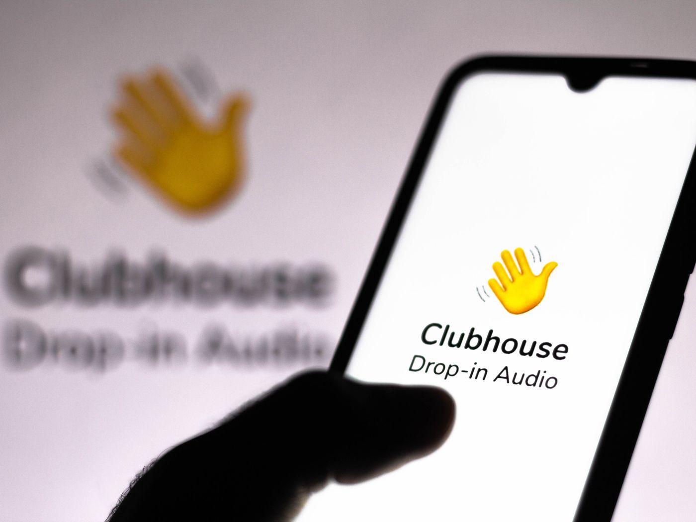 Clubhouse в смартфоне