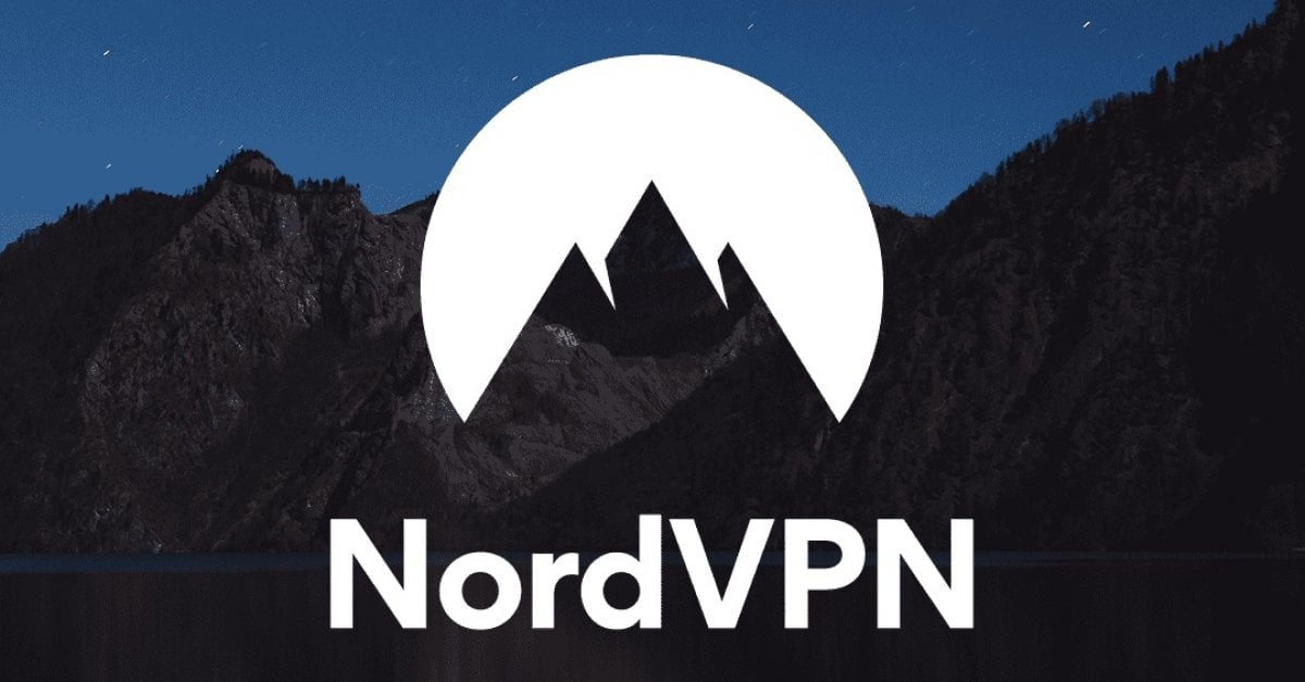 Логотип NordVPN