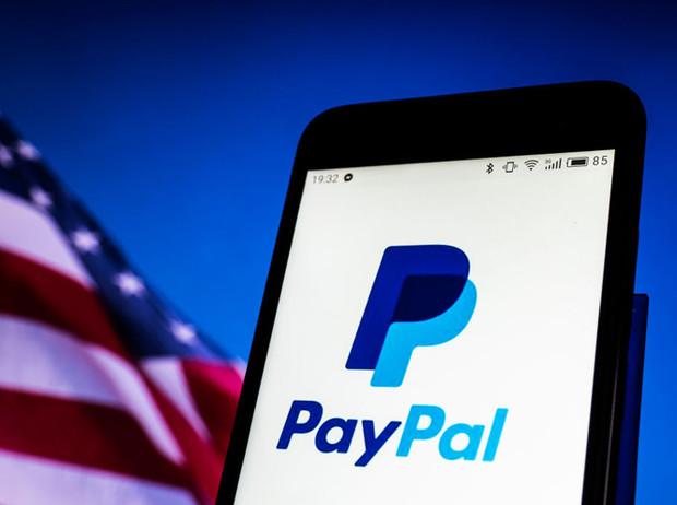 PayPal в смартфоне