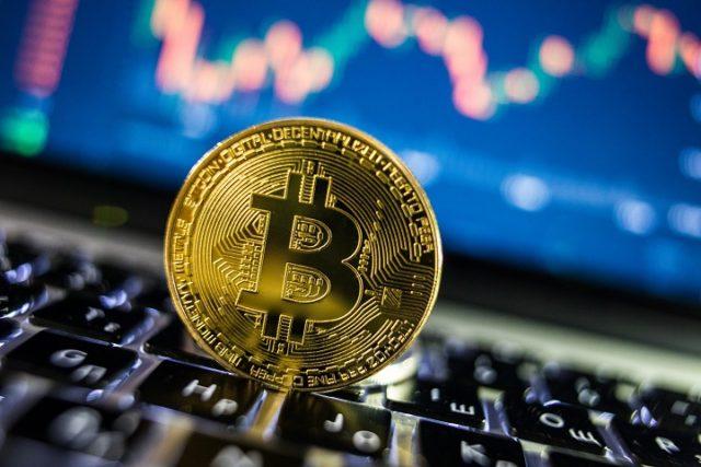 Bitcoin на клавиатуре