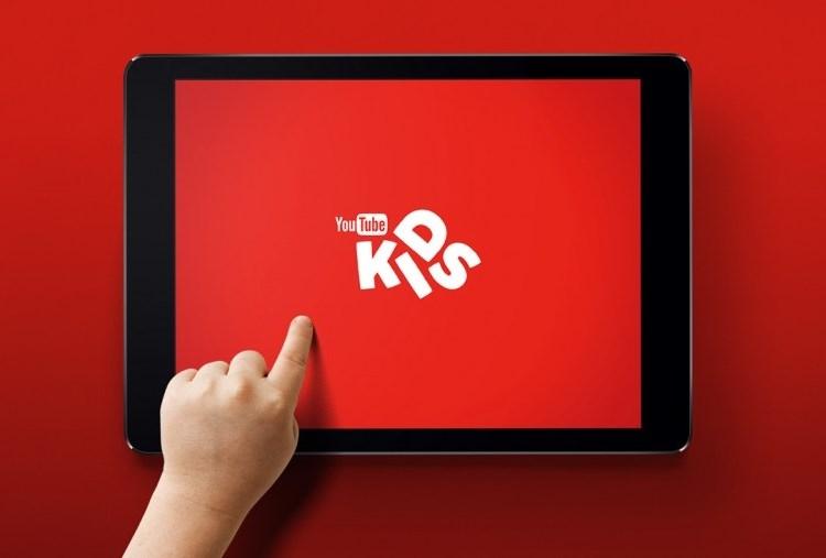 Детское приложение YouTube Kids