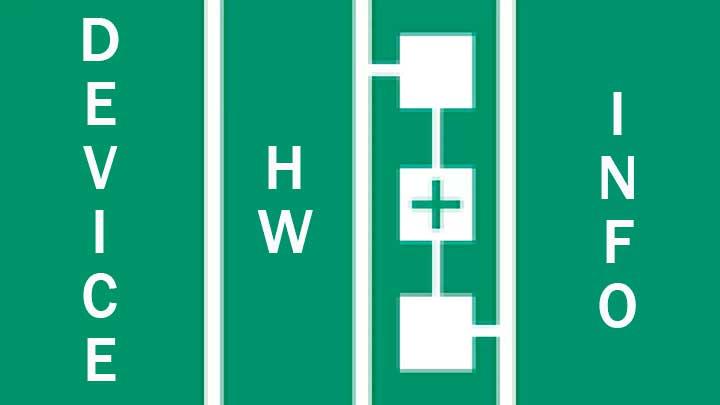 Приложение Device Info HW