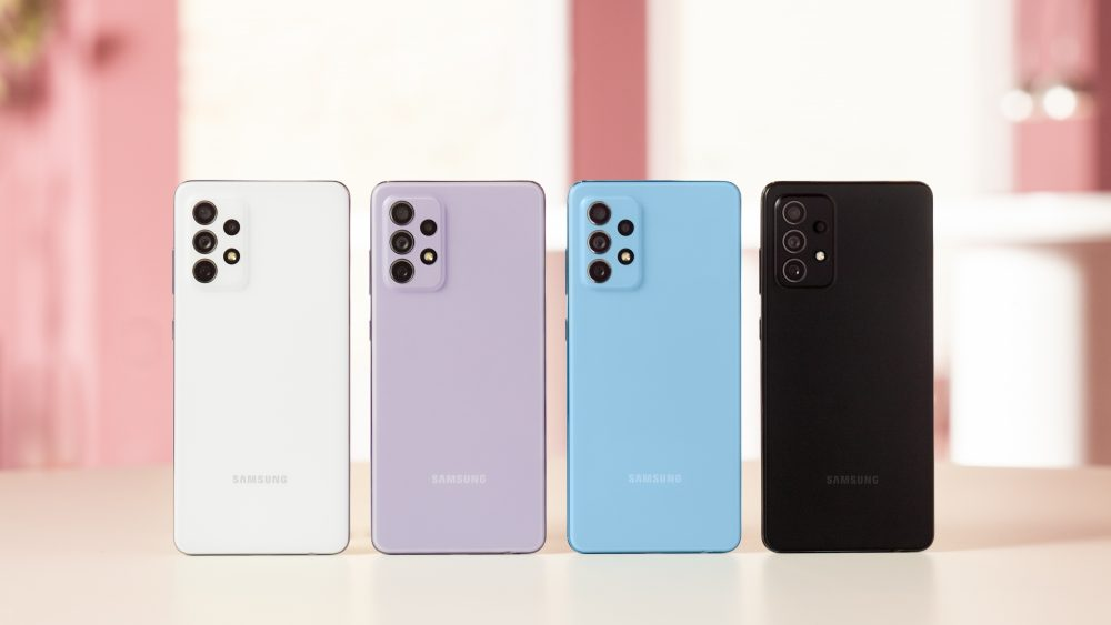 Новые модели Samsung серии A