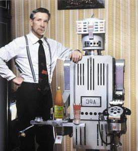 Робот-секретарь