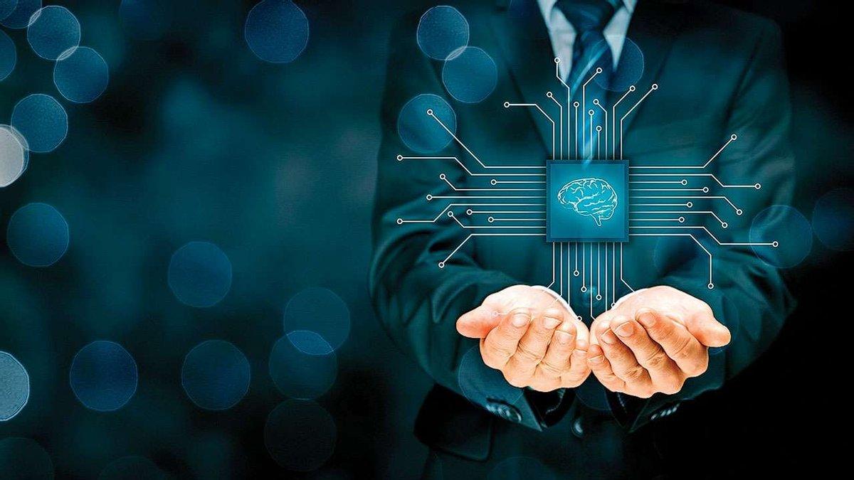 Технологии будущего в руках человека