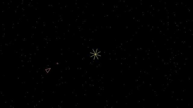 Игра Spacewar