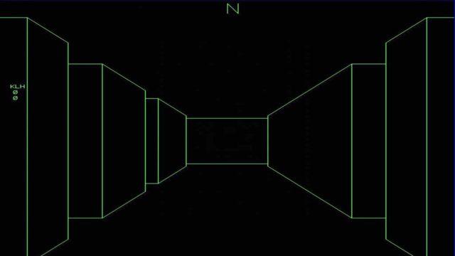 Игра Maze War