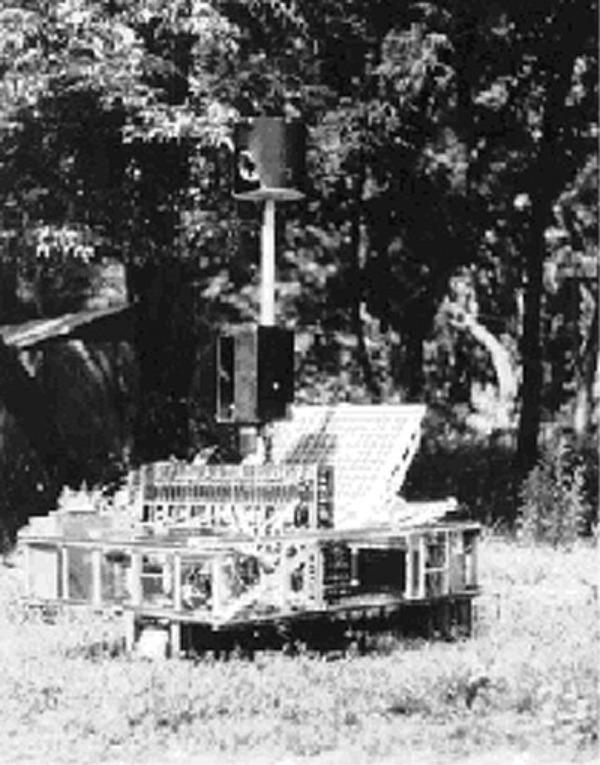 Советский робот Таир