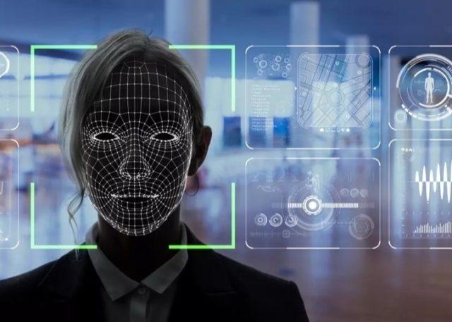 Программа лицевой идентификации в действии