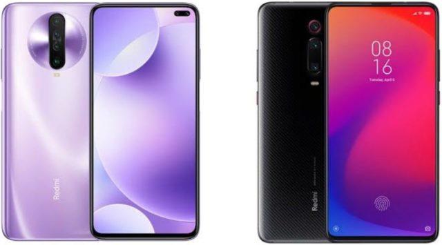 Смартфоны Redmi K30 5G и Redmi K20 Pro