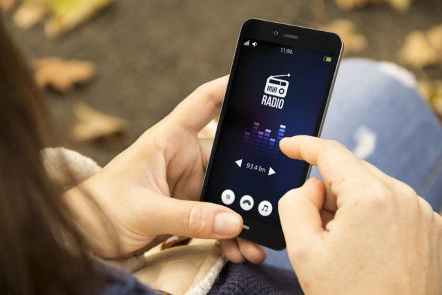 Радио на смартфоне
