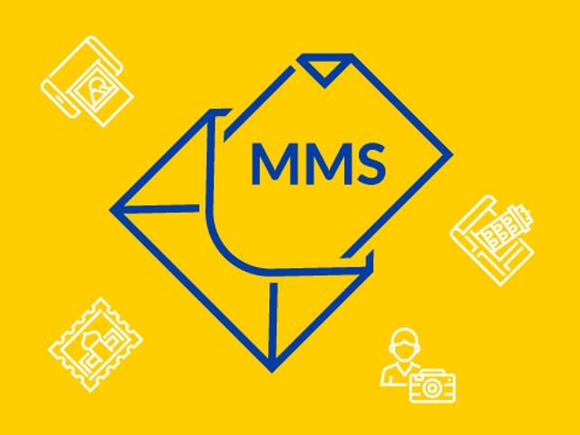 Значок MMS