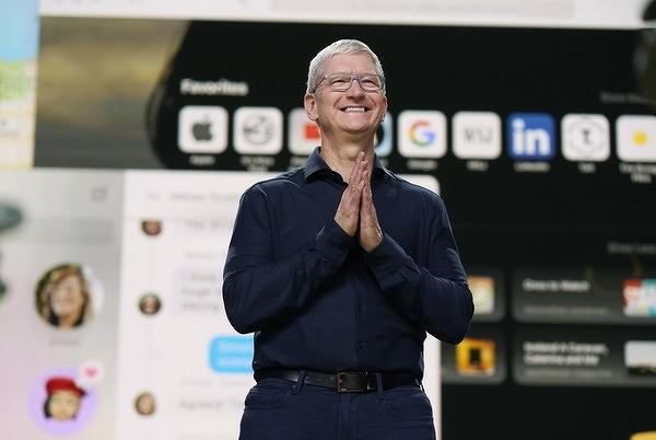Генеральный директор компании Apple Тим Кук