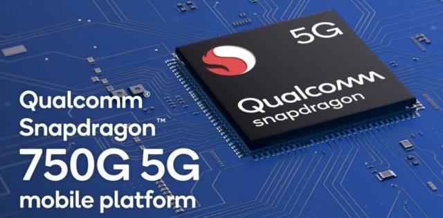 Snapdragon 750G