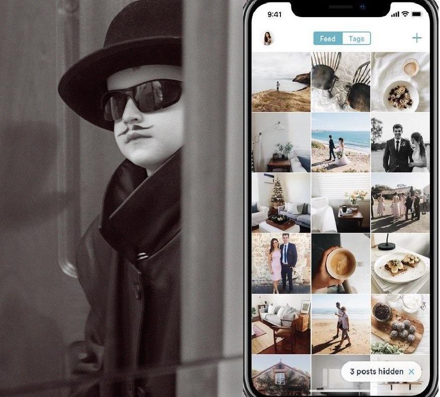 шпион в Инстаграм
