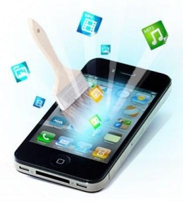 Очистка смартфона