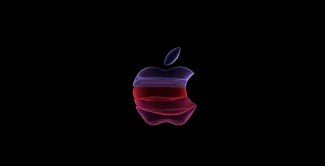 Фирменный логотип Apple